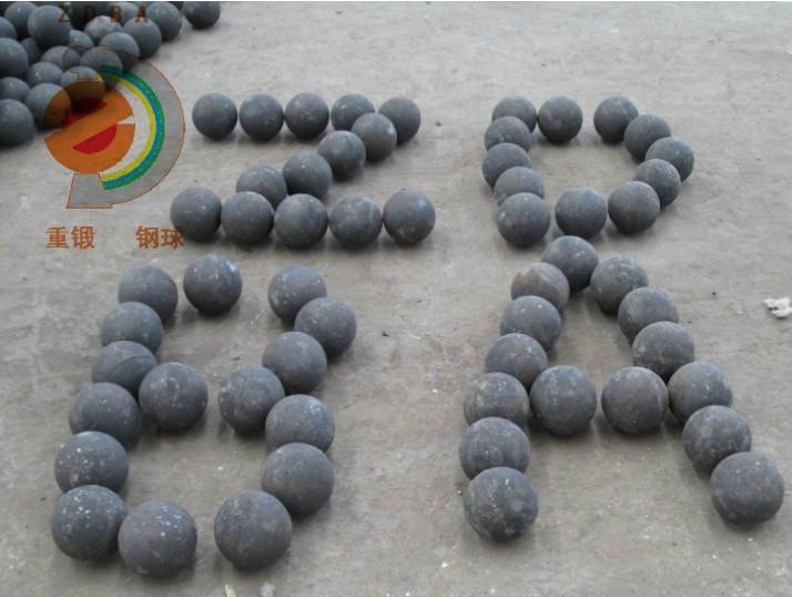 High hardness ZD-B2-a grinding ball 2