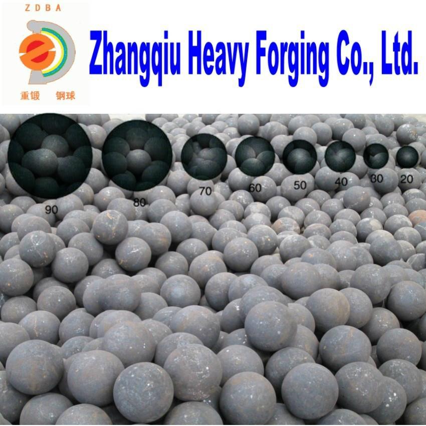 High hardness ZD-B2-a grinding ball 5
