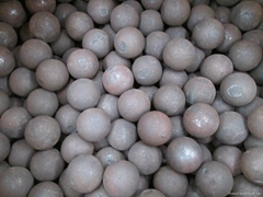 Low Price 20-150mm ZD-manganese grinding steel ball