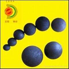high chrome casting ball for ball mill high quality
