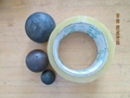 20/30mm forged steel balls for gold mine 4
