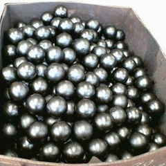 high chrome ball with 58-62 HRC