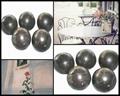 high chrome ball with 58-62 HRC 3