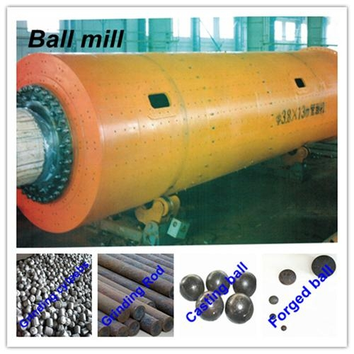 grinding rod for rod mill with no more than 55HRC 2