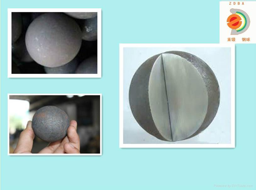 Hot Selling ZD-B2-a grinding ball from zhangqiu 5