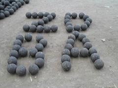 60Mn 锻造钢球直径20-150mm