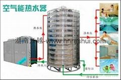 长沙空气源热水系统