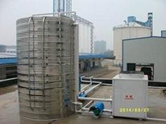 湖南熱泵熱水機組