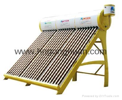 太阳博士太阳能热水器 1