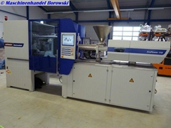 Used injection moulding machine Wittmann Battenfeld EcoPower 110-130 B6S