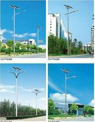 Mains complementary street light