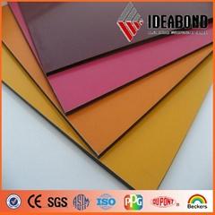 PE aluminium composite p