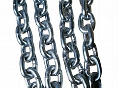 Hot Sale DIN766 Galvanized Short Link Chain