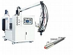 PU foaming machine low pressure for insulated pipe