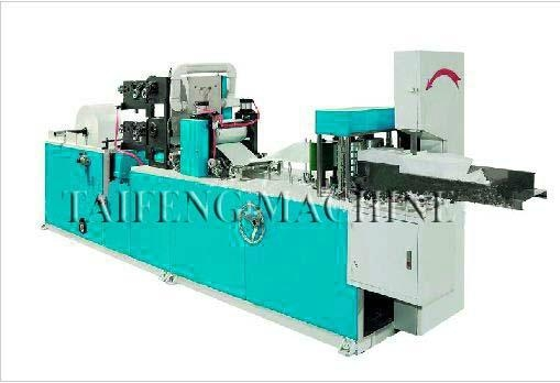 Mini Pocket Tissue Production Line,Handkerchief NapkinMachine 1