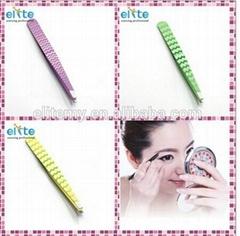 Beauty salon stainless steel eyebrow tweezers manufacturer eyebrow tweezers