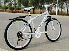 low-carbon   Recycle MTB BIKE