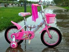 2014 new style kid bike comfortable and fashion