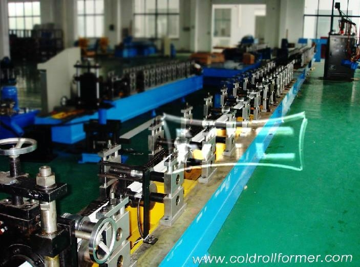 Roller Door Shutter Roll Forming Machine 1