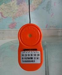 安全帽专用防触电预警器