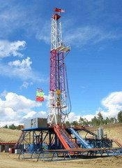 Oil & Gas Drilling Rig