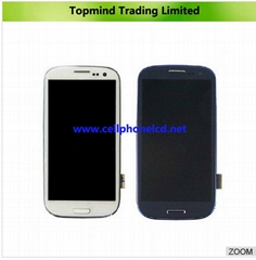 for Samsung Galaxy S3 i9300 LCD Screen and Digitizer Assembly