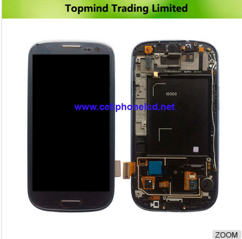 for Samsung Galaxy S3 i9300 LCD Screen and Digitizer Assembly 3
