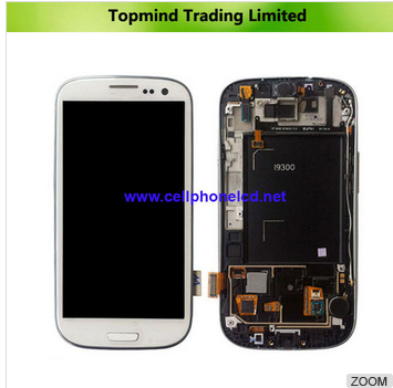 for Samsung Galaxy S3 i9300 LCD Screen and Digitizer Assembly 2