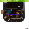 for Samsung Galaxy S3 i9300 LCD Screen and Digitizer Assembly 4