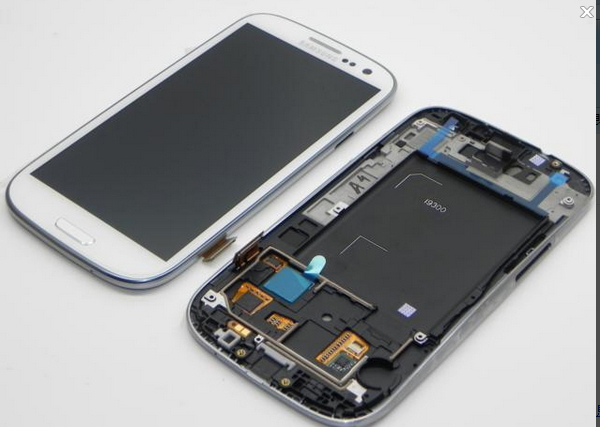 for Samsung Galaxy S3 i9300 LCD Screen and Digitizer Assembly 5