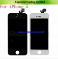 For iPhone 5 Display With Digitizer With