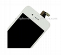 Mobile Phone Accessory For iPhone 4 LCD