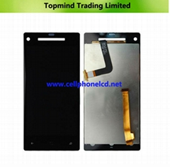 LCD Screen Replacement for HTC 8X Windows Phone with Digitizer Assembly