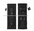 For iPhone 5 Battery Cell Phone Battery