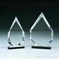crystal award k9 crystal awards