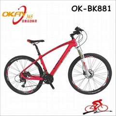 High quality mountain bike carbon fiber bicycle frames
