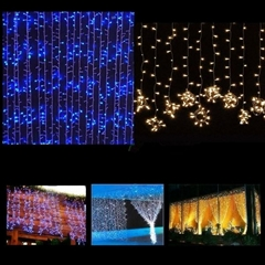 Outdoor decoration Led Curtain Light