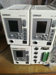 歐姆龍OMRON紫外線固化控制器ZUV-C30H配LED燈頭鏡頭