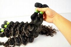 Brazilian Virgin Deep Wave Hair
