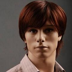 Man Synthetic Hair