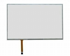 15inch 4 wire resistive touch screen,4 wire resistive touch panel