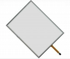 18.5inch 4 wire resistive touch screen panel for LCD monitor