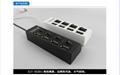 USB-hub2.0 3.0高端集線器 集成器 電腦週邊產品 5