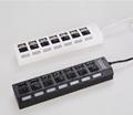USB-hub2.0 3.0高端集線器 集成器 電腦週邊產品 4