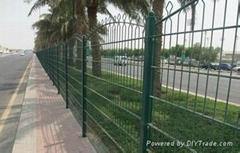 优质公路隔离栅