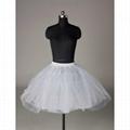 2014 New Stock Lake Blue Royal BlueRed Flower Girl Dresses  5