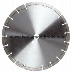 Asphalt or Green Concrete Blades