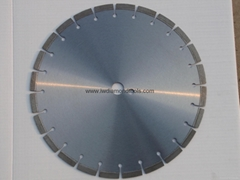 Diamond Saw Blade withArix Segment