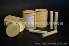 Making Paper Packaging Tubes for Cosmetics