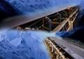 Cold resistance conveyor belts